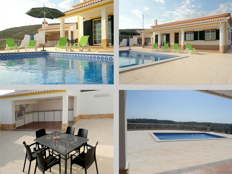 Villa Algarve, Portugal, 3 Bedrooms, Pool - Composition outside