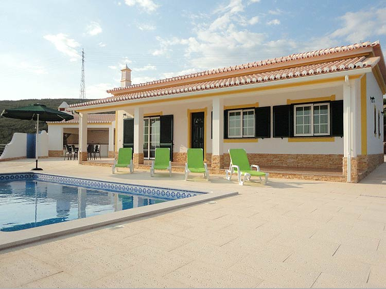 Villa Algarve, Portugal, 3 Bedrooms, Pool - Villa terrace outside