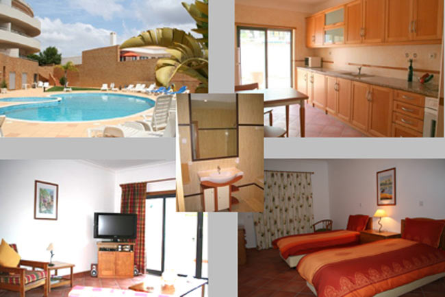 Apartment QRD in Lagos, Algarve, Portugal - Composition Apartment