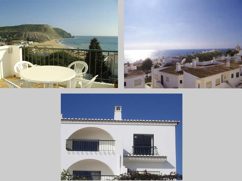 Casa CRL, Townhouse in Luz, Algarve, Portugal - Composition View from Balcony and Location