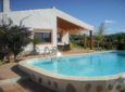 Villa PHL, holiday home near Espiche, Algarve, Portugal - Pool and terrace